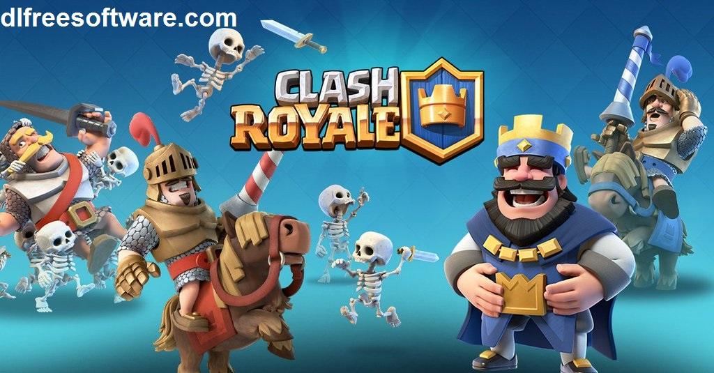 دانلود بازی کلش رویال Clash Royale 1.4.1 برای اندروید