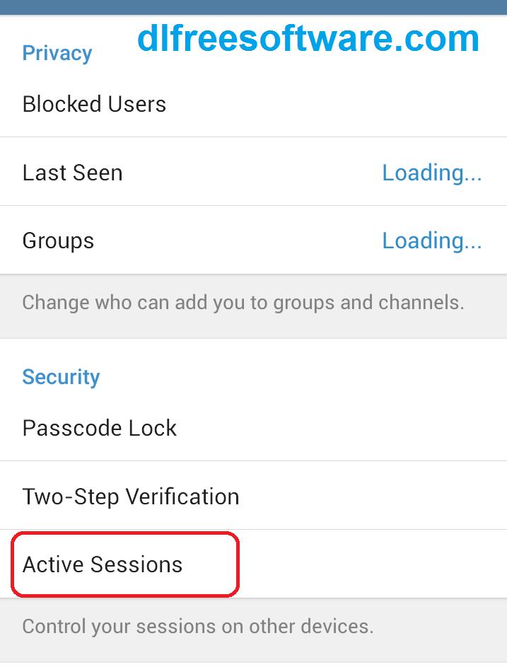 چگونه بفهمیم در تلگرام هک شده ایم