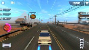 دانلود بازی ماشینی سایه مسابقه Shadow Racer برای اندروید