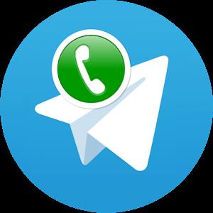 دانلود نرم افزار کالگرام Callgram 1.2.4 اضافه کردن تماس صوتی به تلگرام