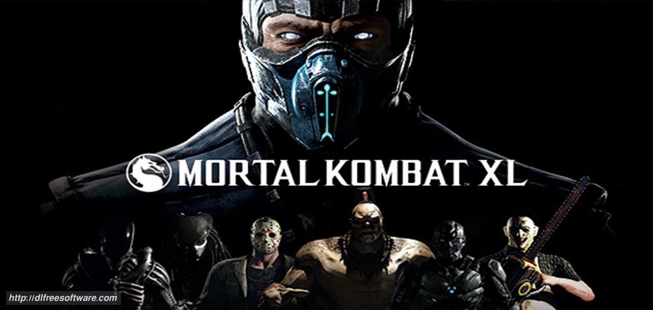 دانلود بازی Mortal Kombat XL برای pc