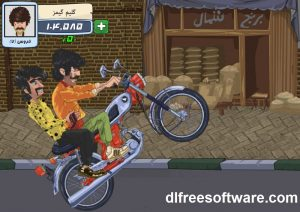 دانلود رایگان نسخه هک شده بازی موتوری 2 برای اندروید