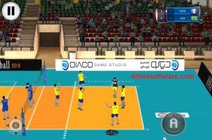 دانلود رایگان بازی والیبال مدرن 2016 نسخه بی نهایت