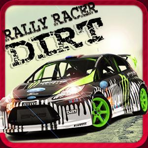 دانلود بازی رالی اتومبیل رانی Rally Racer Dirt با پول بینهایت