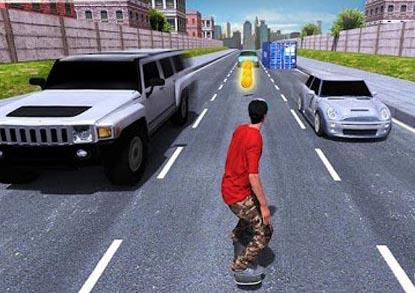دانلود بازی اسکیت باز خیابان Street Skater 3D مود شده