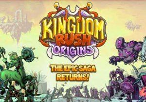 دانلود بازی پادشاهی راش kingdom rush origins با پول بینهایت