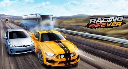 دانلود بازی Racing Fever با پول بینهایت