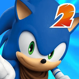 دانلود بازی سونیک دش 2 Sonic Dash 2: Sonic Boom با پول بینهایت