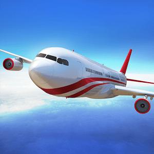 دانلود بازی شبیه ساز خلبانی Flight Pilot Simulator 3D مود شده