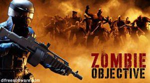 دانلود بازی Zombie Objective با پول بینهایت