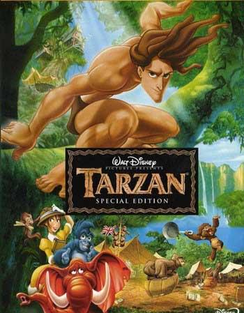 دانلود بازی بازی TARZAN برای PC