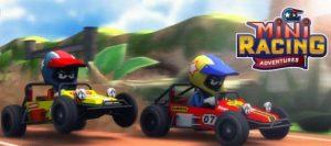 دانلود بازی مود شده Mini Racing Adventures + بینهایت