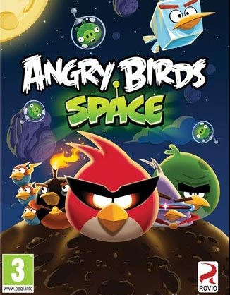 دانلود بازی Angry Birds Space برای pc