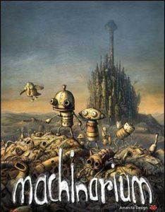 دانلود رایگان بازی Machinarium برای PC