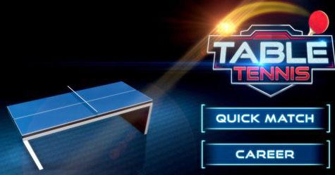 دانلود بازی مود شده تنیس روی میز Table tennis 3D Live ping pong اندروید