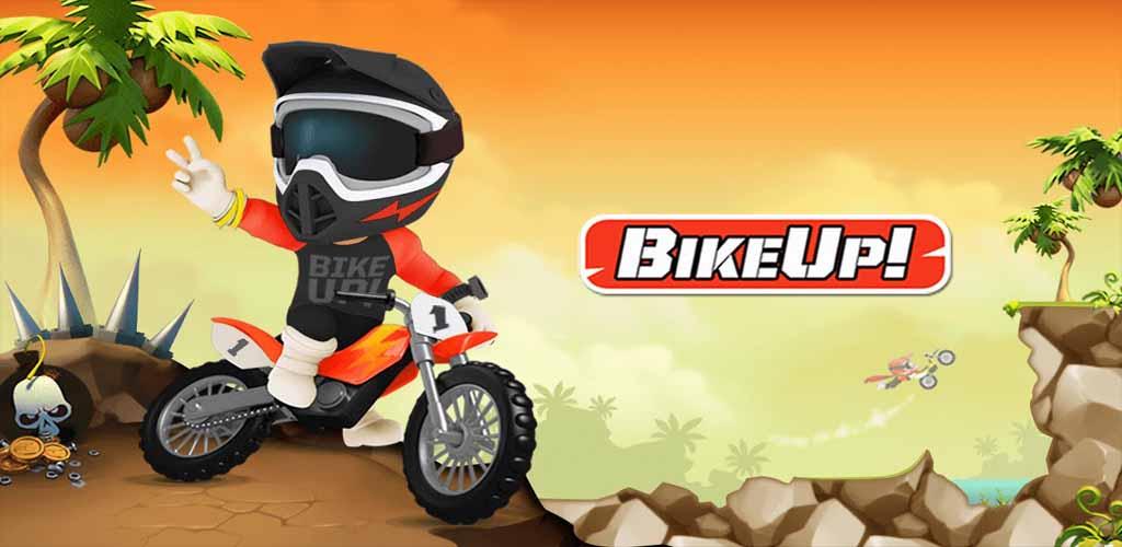 دانلود بازی Bike Up با پول بینهایت