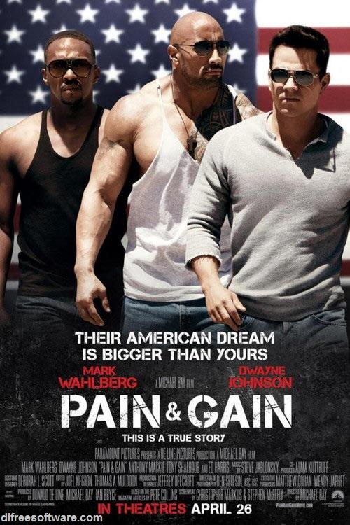 دانلود فیلم Pain & Gain 2013