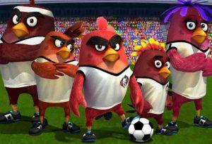 دانلود بازی angry birds goal نسخه مود شده