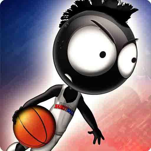 دانلود رایگان بازی Stickman Basketball 2017 نسخه مود شده