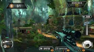 دانلود رایگان بازی Sniper X با پول بینهایت