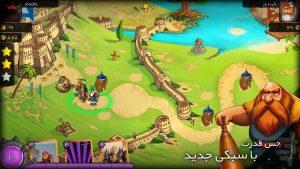 دانلود بازی دنیای اساطیر - آنلاین برای اندروید