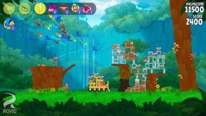 دانلود رایگان بازی پرندگان خشمگین Angry Birds اندروید