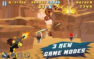 دانلود رایگان بازی Mayhem نسخه مود شده با پول بی نهایت
