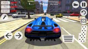 دانلود بازی Extreme Car Driving Simulator با پول بینهایت