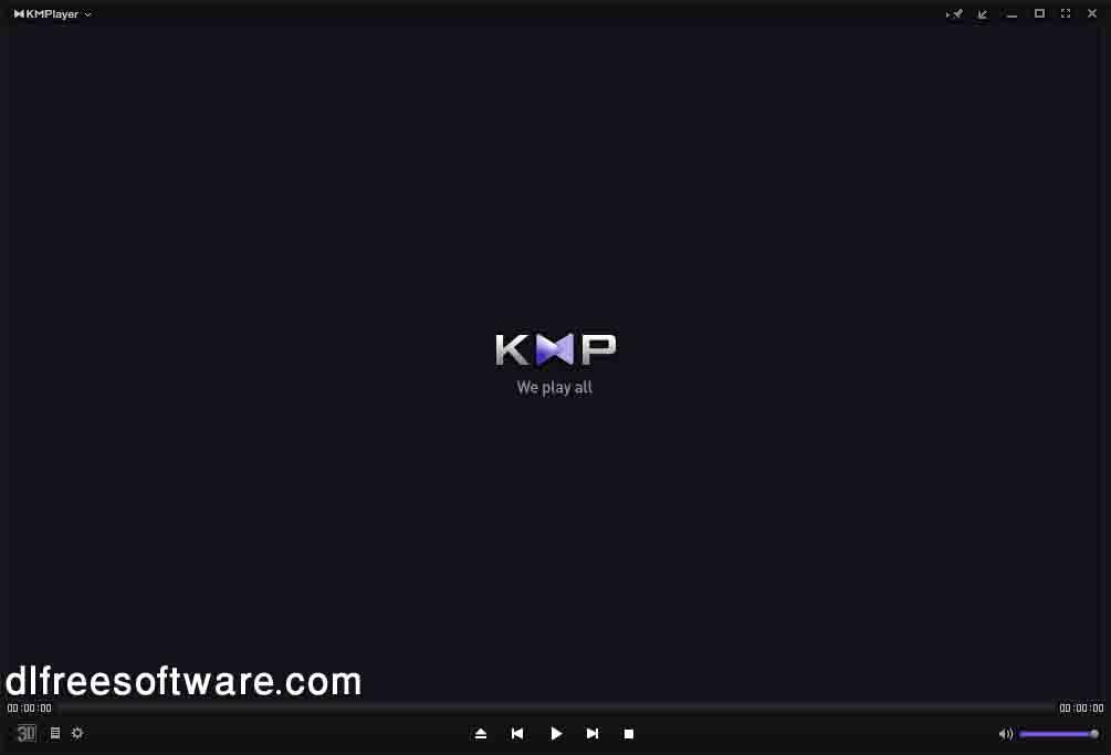 دانلود نرم افزار KMPlayer برای pc
