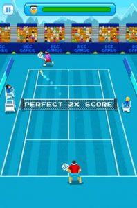 دانلود بازی One Tap Tennis برای اندروید + مود