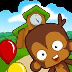 دانلود بازی Bloons Monkey City با پول بی نهایت
