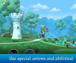 دانلود بازی Tiny Archers برای اندروید