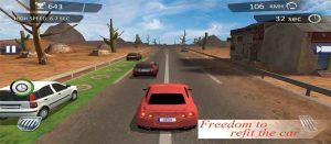 دانلود بازی City Traffic Racer Dash با پول بینهایت