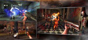 دانلود بازی Infected House: Zombie Shooter نسخه مود شده