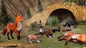 دانلود بازی Wild Fox Adventures اندروید + مود