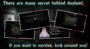 دانلود بازی Asylum Horror game با پول بی نهایت