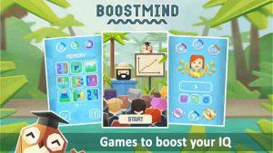 دانلود بازی Boostmind – brain training برای اندروید + مود