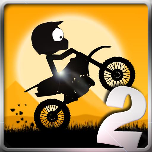 دانلود بازی Stick Stunt Biker 2 برای اندروید
