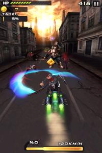 دانلود بازی Death Moto 2 با پول بینهایت