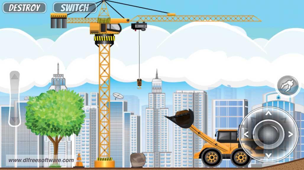 دانلود بازی Construction City برای اندروید