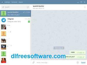 دانلود نرم افزار تلگرام Telegram Desktop 0.10.11 برای کامپیوتر ویندوز
