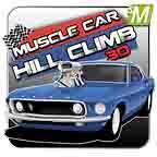 دانلود بازی ۳d Hill Climb Muscle Cars برای اندروید