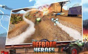 دانلود بازی Offroad Heroes Action Gold برای اندروید