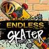 دانلود بازی Endless Skater با پول بینهایت