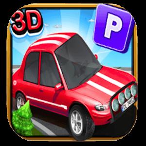 دانلود بازی کارتونی پارک کردن اتومبیل ۳D Toon Car Parking برای اندروید