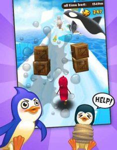 دانلود بازی Super Penguins برای اندروید