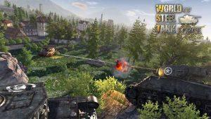 دانلود بازی World Of Steel : Tank Force برای اندروید + مود