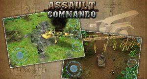 دانلود بازی Assault Commando برای اندروید