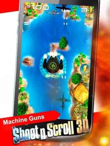 دانلود بازی Shooter Scroller - Air War اندروید + مود