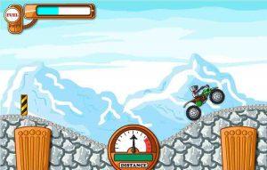 دانلود بازی Hill Steampunk racer برای اندروید